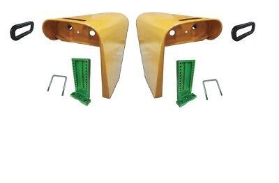 Fenders Brackets Hardware John Deere Row Crop Tractor Re13878 Re13879