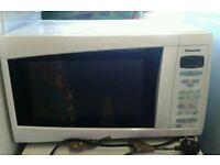 Pansonic microwave 900w
