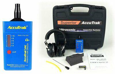 Accutrak Vpe Professional Kit Ultrasonic Leak Detector
