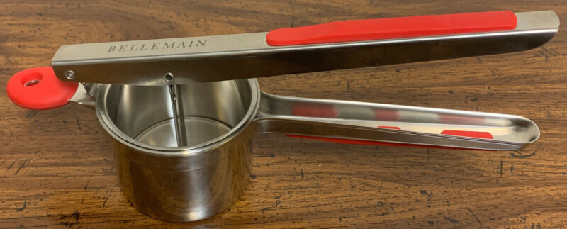 Bellemain Stainless Steel Potato Ricer NICE VERY GOOD CONDITION
