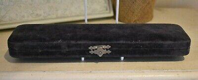Vintage Necklace Box / Jewellery Box (refY8)