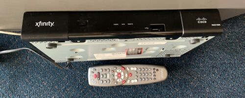 Cisco Xfinity RNG-150N Cable Box TV Receiver with Remote