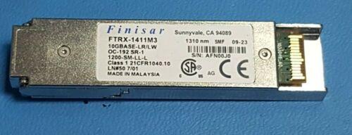 Optical Gigabit Ethernet Fibre Channel,Finisar, FTRX-1411M3, Small  Plugg