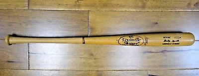 Mickey Mantle Game Used Old Timers Day Bat He Wrote #6 On Bottom Knob Draw Line