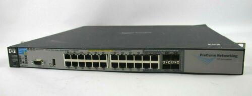 HP ProCurve 3500yl-24G Managed Gigabit PoE Switch
