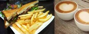 COFFEE - BREAKFAST & LUNCH - CAFE KIOSK Adelaide CBD Adelaide City Preview