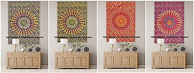 Wholesale Lot Of 10 Pcs Indian Mandala Tapestry Partition Hanging Get rid of Retreat Decor