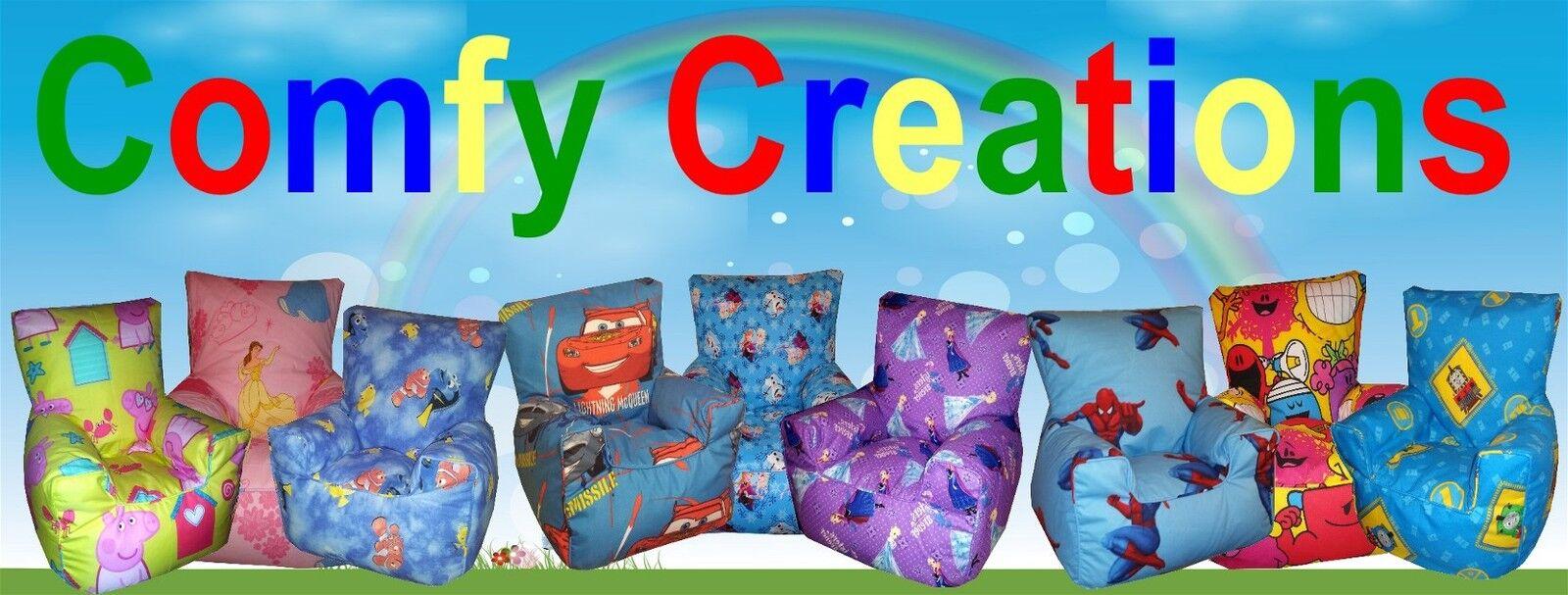 Comfy Creations UK 2012