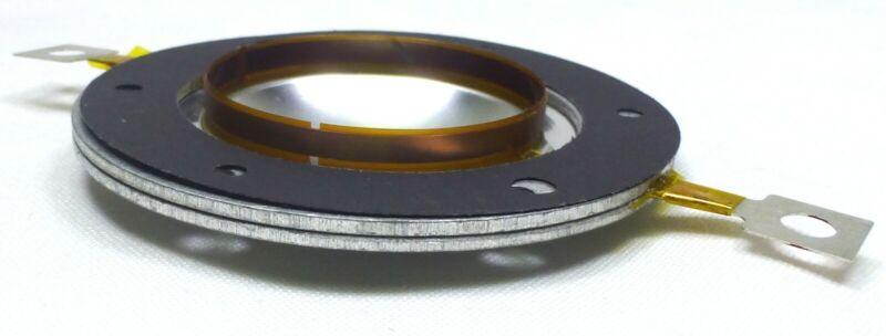 Replacement Diaphragm for Gauss DK -1502 Bullet Tweeter Driver Aluminium Dome 8Ω