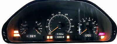 MERCEDES BENZ C CLASS  INSTRUMENT CLUSTER SOFTWARE & ODOMETER CALIBRATION SERV