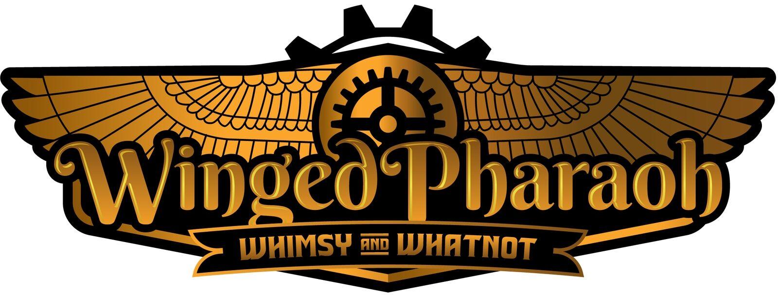 Winged Pharaoh