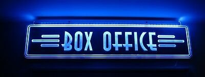 Personalized LED Sign Box Office Series Box Office Series