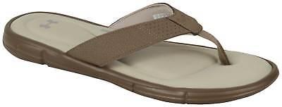 Under Armour Ignite II Sandal - Uniform / Dune / Metallic Silver - New