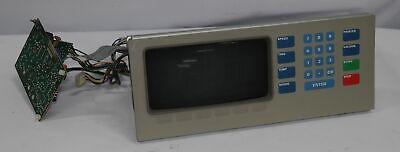 Beckman Xl-80 Ultracentrifuge Control Panel With Bcx590 Crt Ids 1250mdc Xl80