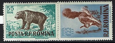 Romania SC# 1087 and 1089, Mint Never Hinged - Lot 030817