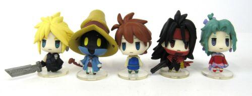 Square Enix Final Fantasy Trading Arts Mini Vol 2 Complete Set of 5