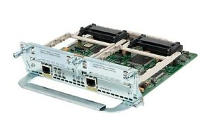Genuine-Cisco-NM-2FE2W-Network-Module-USA-SHIPPING-CCNA-CCIE-2-WIC-NM-2FE-2W