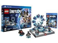 Lego Dimensions for PlayStation 4 brand new and sealed