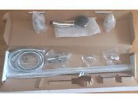 Shower rail kit (brand new)