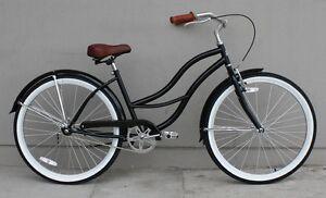 Ladies Vintage Single Speed Beach Cruiser Bike ** NEW ** Bellevue Hill Eastern Suburbs Preview