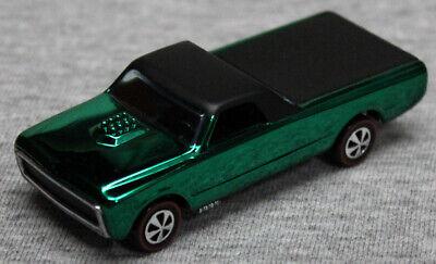 2018 Hot Wheels RLC Original 16 Custom Fleetside From Store Display-Loose-Green