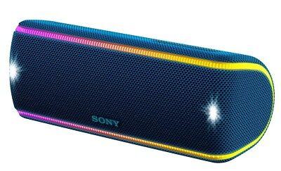 Sony EXTRA BASS XB31 Wireless Bluetooth Speaker - Blue (SRSXB31/LI)