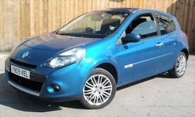 image for Cheap 09 Renault Clio 1.5 Dci Diesel Full Service History £30 Tax 3 Door (POLO FIESTA FOCUS GOLF)