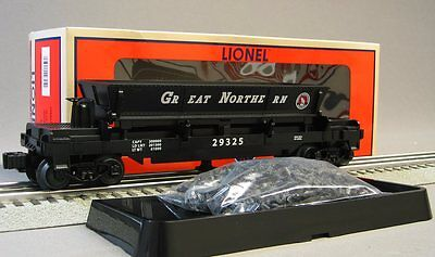 LIONEL GREAT NORTHERN OPERATING COAL DUMP CAR 6-31746 o gauge train 6-29325 NEW on Rummage