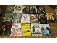Dvds for sale 2 for a fiver or a bundle for a good offer