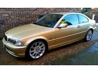 BMW 320ci E46 Coupe