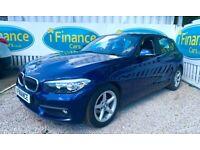CAN'T GET CREDIT? CALL US! BMW 116d 1.5 TD ED Plus (s/s), 2016, Manual - £200 DEPOSIT, £74 PER WEEK