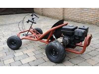 Go Kart, Off-Road Drifter Buggy Go-Kart Cart!