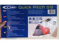 Gelert quick pitch ss pop up tent