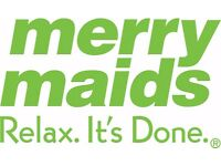 Merry Maids are Hiring! Domestic Cleaner required ***IMMEDIATE START***