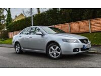 2005 Honda Accord 2.2 I- CTDI Sport!New MOT!Half leather!FSH!!Ice cold aircon!Superb car!