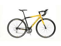 Quick sale Carrera TDF road bike with mudguard £170