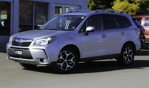 2015 Subaru Forester 2.0XT LIMITED! LEATHER! SUNROOF! NAV!