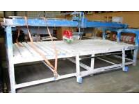 Martin kolb marble cutting table saw