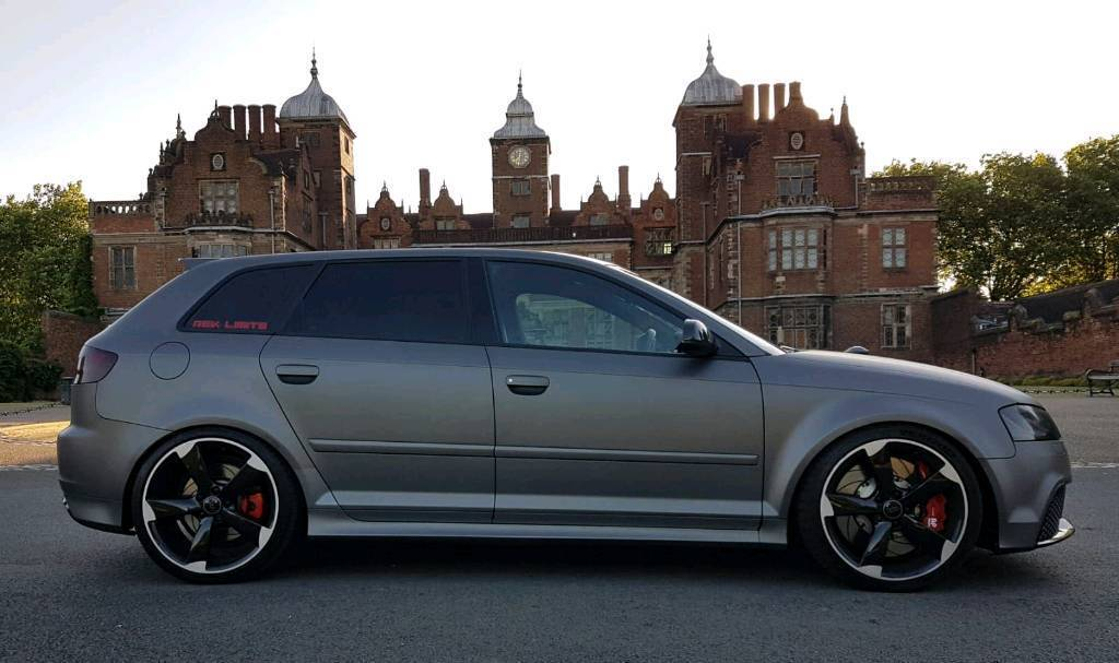 2011 61 Audi Rs3 2 5 T 430bhp Wrapped In Grey In Castle Bromwich West Midlands Gumtree