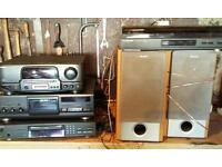 Sony/Technics/Goodmans Electronics and Sound Systems