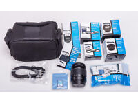 Canon 18-55 mk III lens and accesories