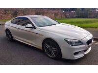 2012 BMW 640d M Sport Coupe, Excellent Condition, 23k Miles, FBMWSH, High Spec