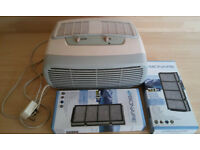 Bionair BAF242 Mains Air Purifier & 2 spare filters.