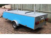 Windsurfing/Canoeing trailer for sale