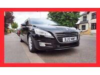 PCO ----- 2012 Peugeot 508 SW 2.0 HDi ----- Diesel ----- Navigation ----- Estate ----- PCO suitable