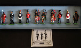 BRITAINS CEREMONIAL COLLECTION MANUFACTURED IN ENGLAND