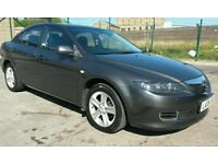 2006 06 REG MAZDA 6 TS, AUTOMATIC, 5 DOORS HATCHBACK, 2.0 PETROL, LOW 46k MILEAGE, WARRANTY INCLUDED