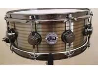 DW collectors snare drum