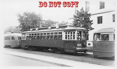 6G321 RP 1943/50s CAPITAL TRANSIT CAR #91 WASHINGTON DC RT 43 MT PLEASANT