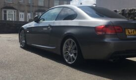 BMW 330D MSport Coupe 335BHP